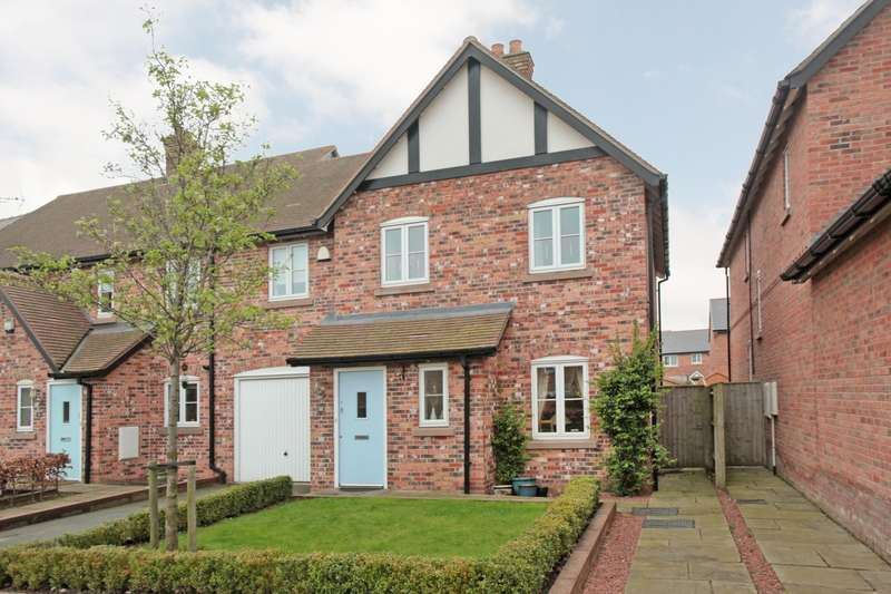 3 Bedrooms House for sale in 3 bedroom House Semi Detached in Tarvin