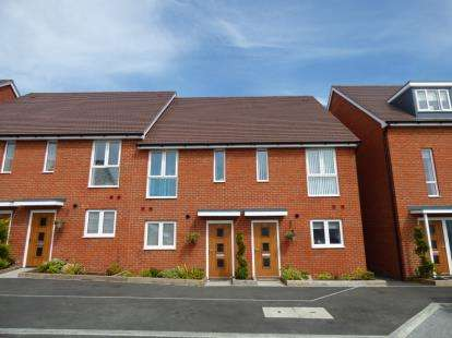2 Bedrooms Semi Detached House for sale in East Cowes, Isle Of Wight