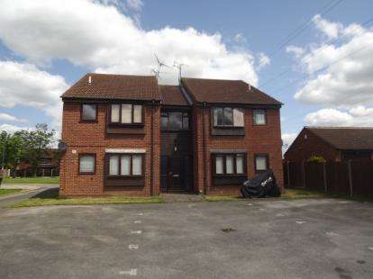 1 Bedroom Flat for sale in Chedworth Drive, Alvaston, Derby, Derbyshire