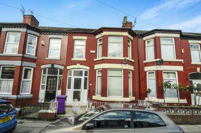 3 Bedrooms Terraced House for sale in Baden Road, Liverpool, Merseyside, L13