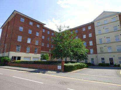 2 Bedrooms Flat for sale in Victoria House, Mayhill Way, Gloucester, Gloucestershire