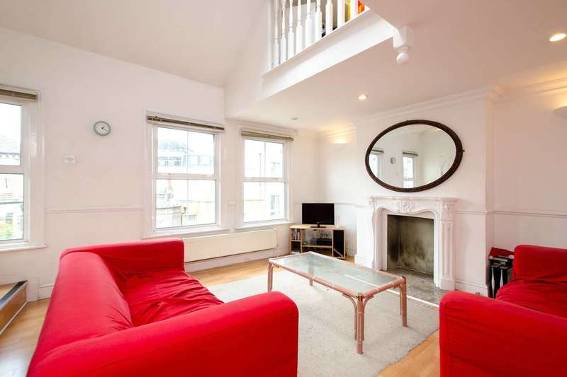 8 Bedrooms Terraced House for sale in Strathblaine Road, Clapham Junction, SW11
