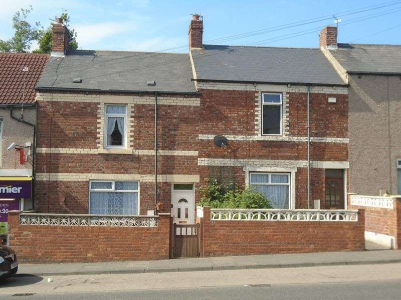 2 Bedrooms Terraced House for sale in Cowpen Road, Blyth