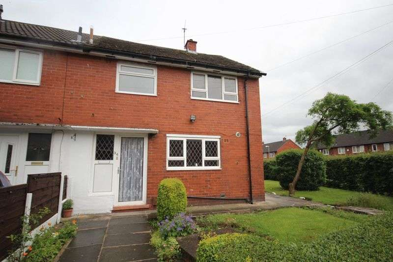 3 Bedrooms Terraced House for sale in Abbey Road, Middleton, Manchester M24 6HW