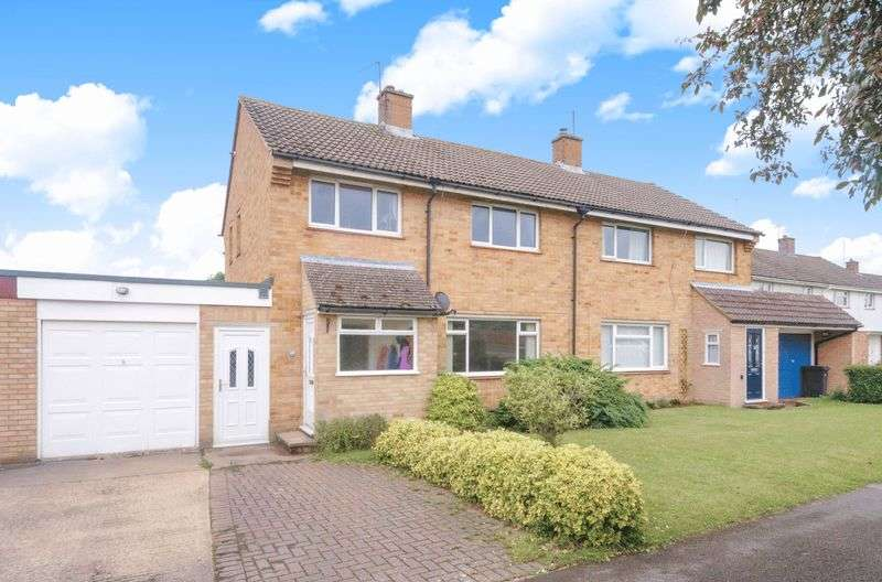 3 Bedrooms Semi Detached House for sale in Hendred Way, Abingdon
