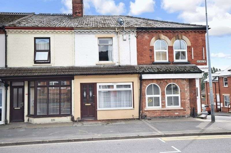 4 Bedrooms Terraced House for sale in Monks Road, Lincoln, Lincolnshire, LN2