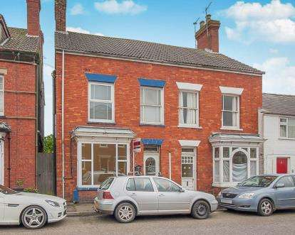 5 Bedrooms Semi Detached House for sale in Ashby Road, Spilsby, Lincolnshire
