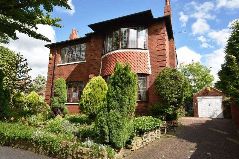 4 Bedrooms Detached House for sale in Kensington Road, St Johns