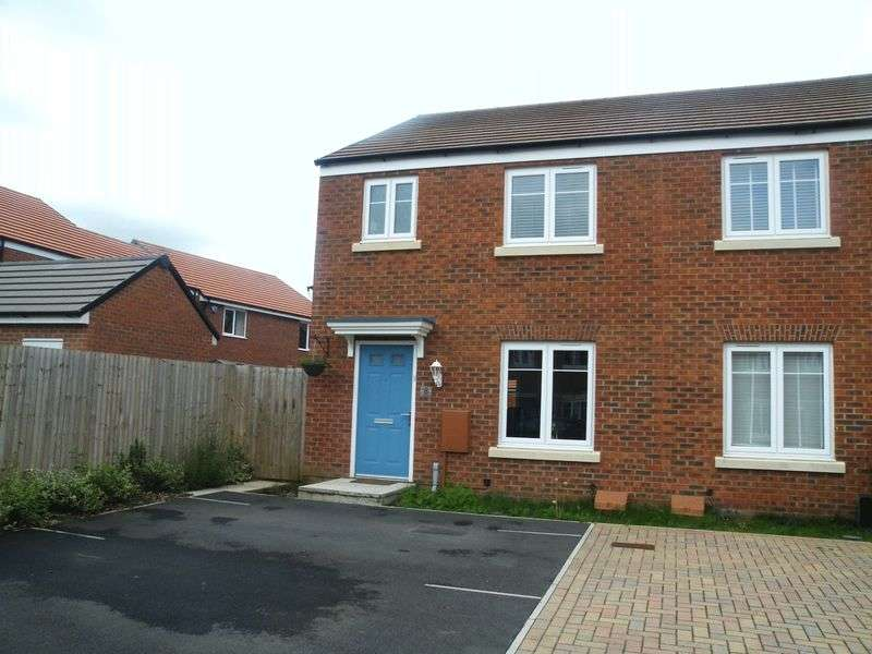 3 Bedrooms Terraced House for sale in Martyn Close, Brockworth, Gloucester
