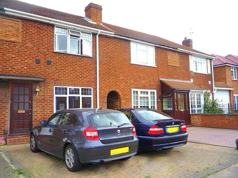 2 Bedrooms Terraced House for sale in Cassiobury Avenue, Bedfont