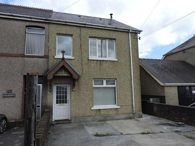 3 Bedrooms Property for sale in Cross Hands Road, Gorslas