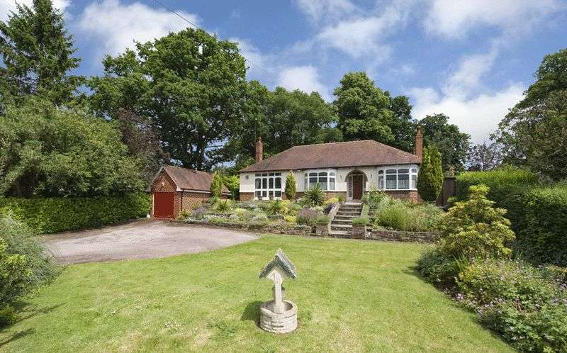 "3 Bedrooms Detached Bungalow for sale in ""Gwynnford"", Prestwood Road, Stourton"