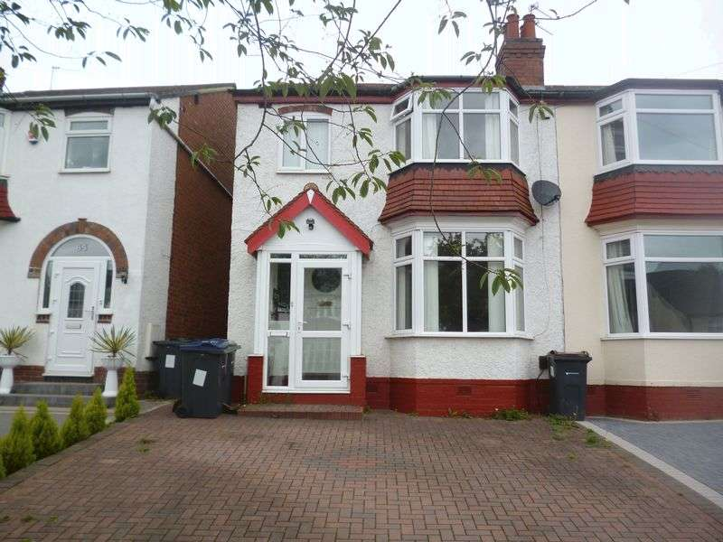 3 Bedrooms Semi Detached House for sale in Stanley Avenue, Harborne B32 - Extended 3 Bedroom Semi-detached