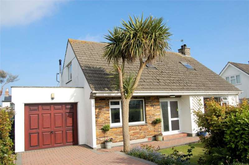4 Bedrooms Detached Bungalow for sale in Hendra Close, Ashton, Helston