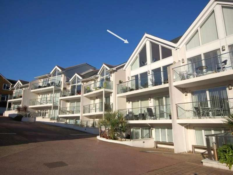 3 Bedrooms Flat for sale in Gallinas Point, St Ives, Cornwall