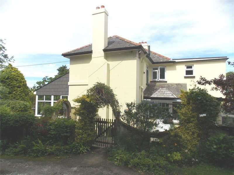 3 Bedrooms Semi Detached House for sale in Briarwood, Liskeard, Cornwall