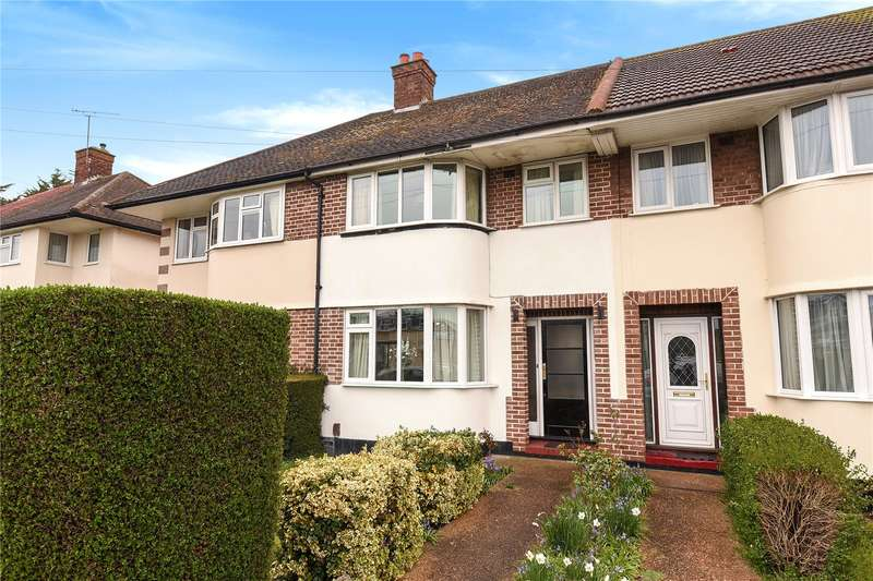 3 Bedrooms Terraced House for sale in West End Road, Ruislip, Middlesex, HA4