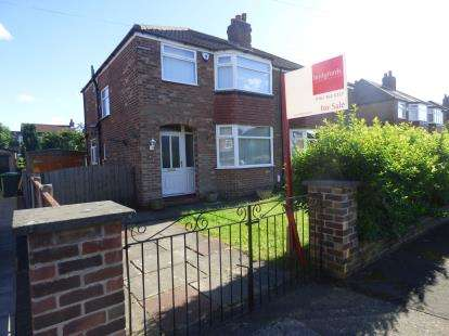 3 Bedrooms Semi Detached House for sale in Newlyn Drive, Sale, Greater Manchester