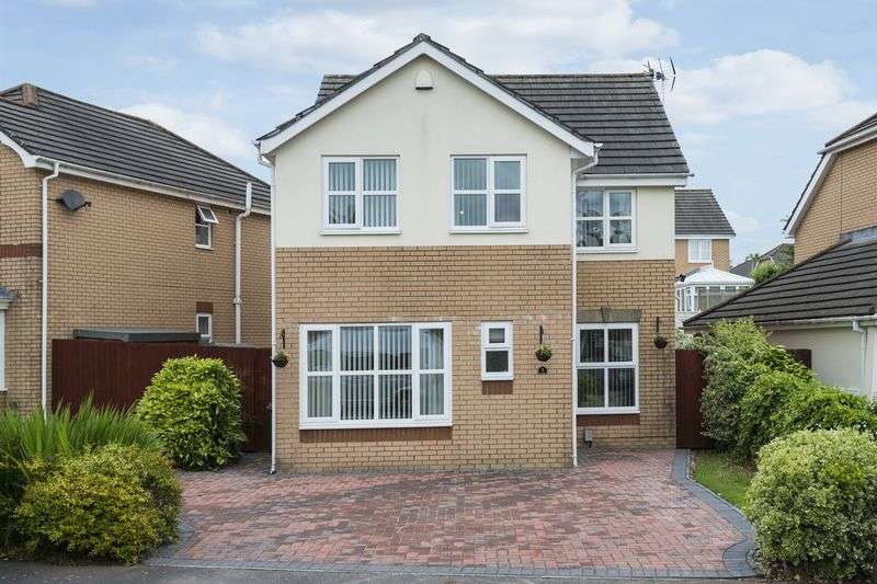 4 Bedrooms Detached House for sale in St. Joseph Place, Cwmbran