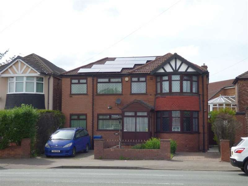 4 Bedrooms Property for sale in Middleton Road, Crumpsall, Manchester, M8