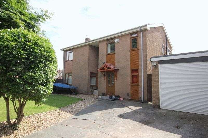 4 Bedrooms Detached House for sale in The Goose Green, Meols, Wirral