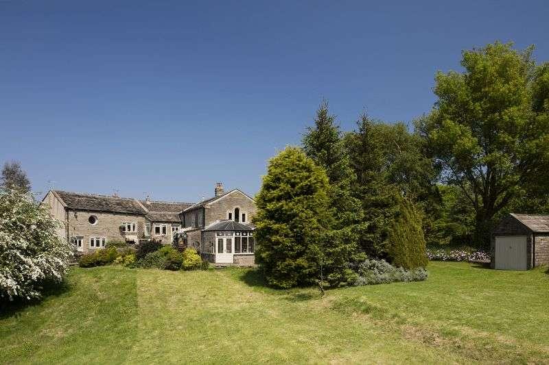 4 Bedrooms Property for sale in Bank End Farm, Bank End Knoll, Brockholes