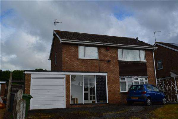 4 Bedrooms Detached House for sale in Castlecroft Road, Wolverhampton