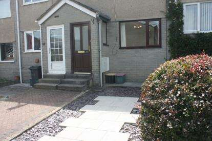 2 Bedrooms Terraced House for sale in Fairfield Close, Carnforth, Lancashire, LA5