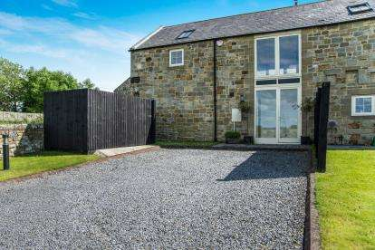3 Bedrooms Barn Conversion Character Property for sale in Red House Barns, Belsay, Newcastle upon Tyne, Northumberland, NE20