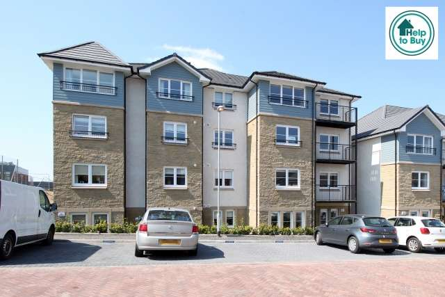 2 Bedrooms Flat for sale in Maurice Wynd, Dunblane, Stirling, FK15 9FG