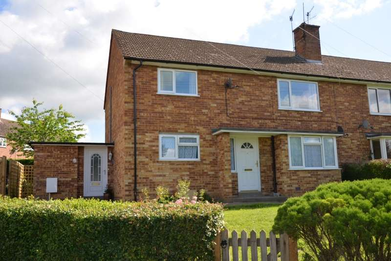 2 Bedrooms Flat for sale in Kineton, Warwick