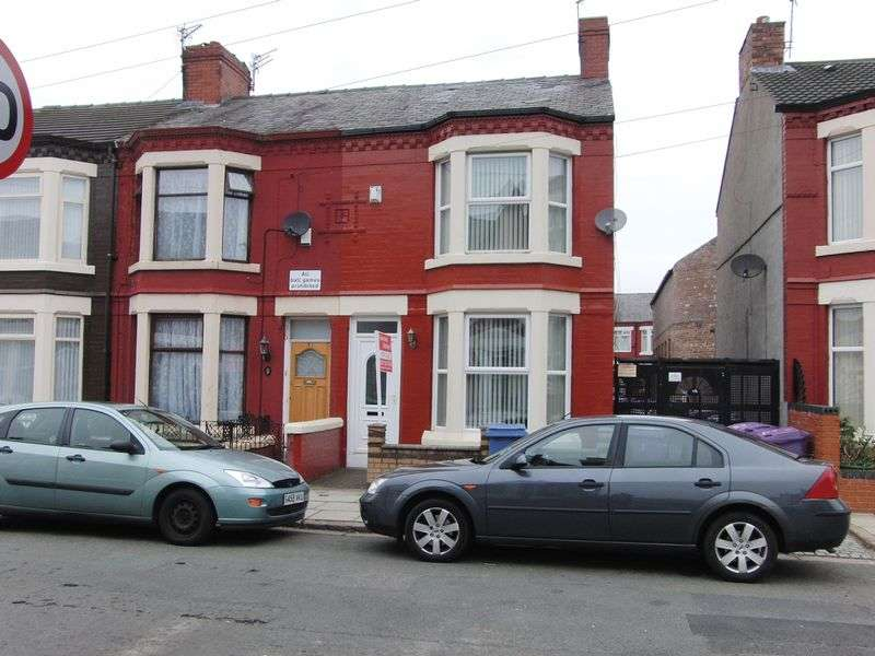 3 Bedrooms Terraced House for sale in Endborne Road, Orrell Park, Liverpool