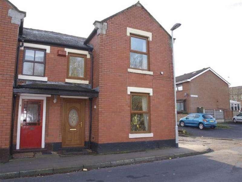 2 Bedrooms Property for sale in Heywood Road, Castleton, Rochdale, Lancashire, OL11