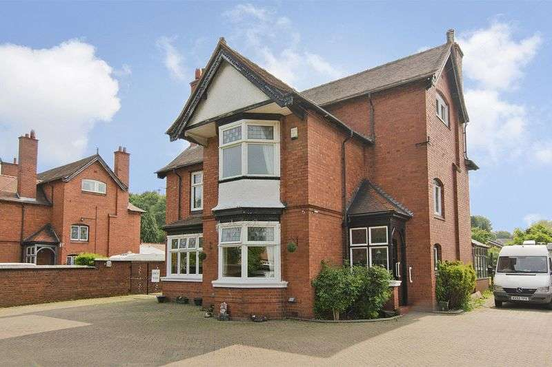 6 Bedrooms Detached House for sale in Station Street, Cheslyn Hay