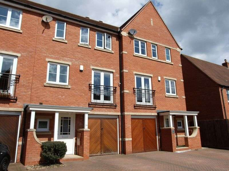 4 Bedrooms House for sale in Lea Drive, Loughborough