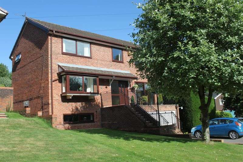 4 Bedrooms Detached House for sale in Primrose Hill, Cuddington, Northwich, CW8 2TZ