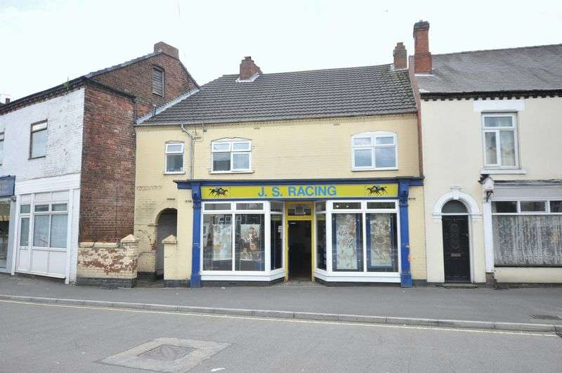 3 Bedrooms Semi Detached House for sale in High Street, Newhall, Swadlincote