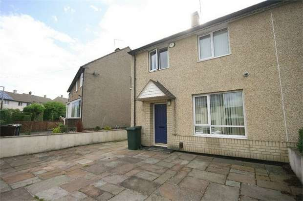 2 Bedrooms Semi Detached House for sale in St Marys Crescent, Wyke, Bradford, West Yorkshire