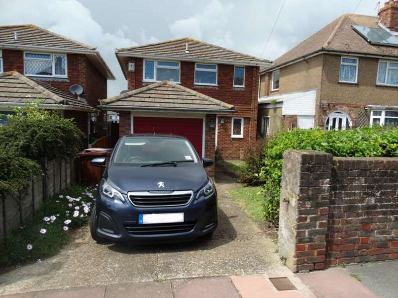 3 Bedrooms Detached House for sale in Northbourne Road, Eastbourne