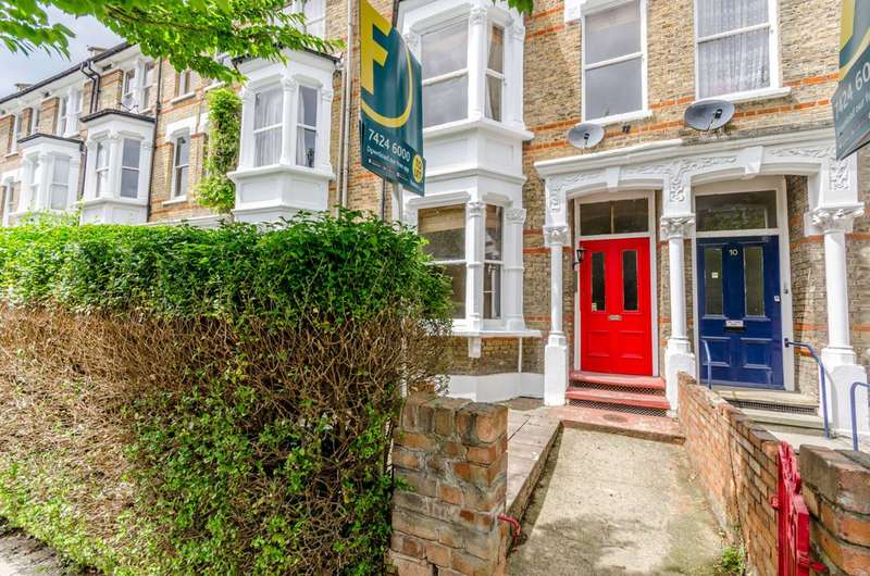 2 Bedrooms Flat for sale in Fairmead Road, Tufnell Park, N19