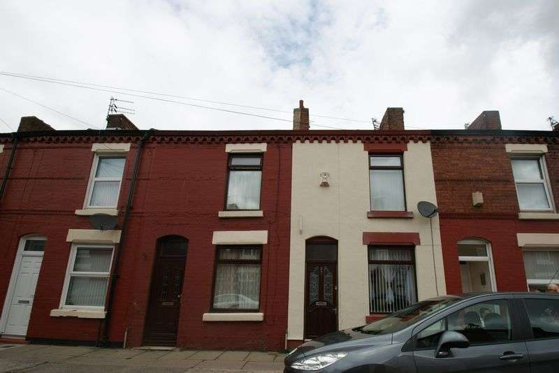 2 Bedrooms Terraced House for sale in Ripon Street, Liverpool