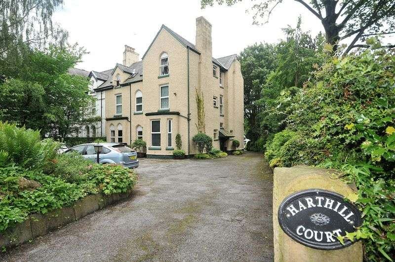 3 Bedrooms Flat for sale in Harthill Court, Woodville Road, Bowdon