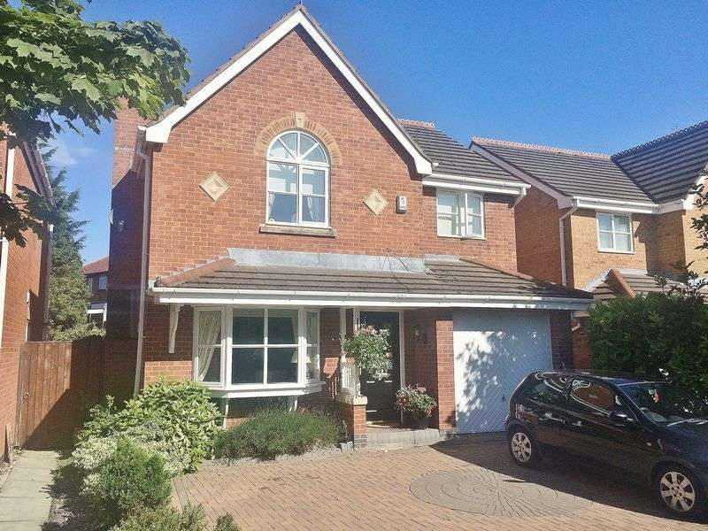 4 Bedrooms Detached House for sale in Elm Park Drive, Ainsdale
