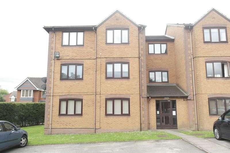 1 Bedroom Flat for sale in High Ridge Close, Aldridge, WS9 0DW
