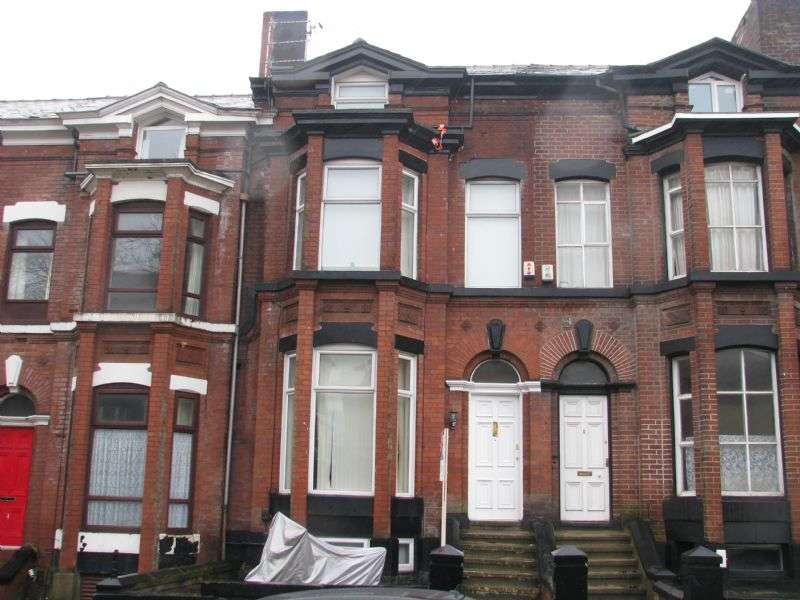 5 Bedrooms Terraced House for sale in Park Road, Bolton