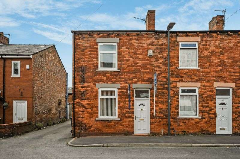 2 Bedrooms Terraced House for sale in Albert Street, Wigan, WN5