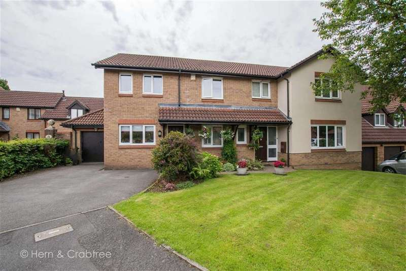 5 Bedrooms Property for sale in Ffordd-Y-Barcer, St Fagans, Cardiff