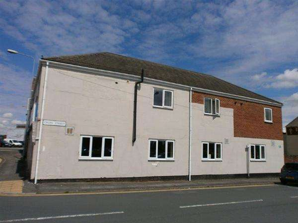 Commercial Property for sale in Home Street, SCUNTHORPE