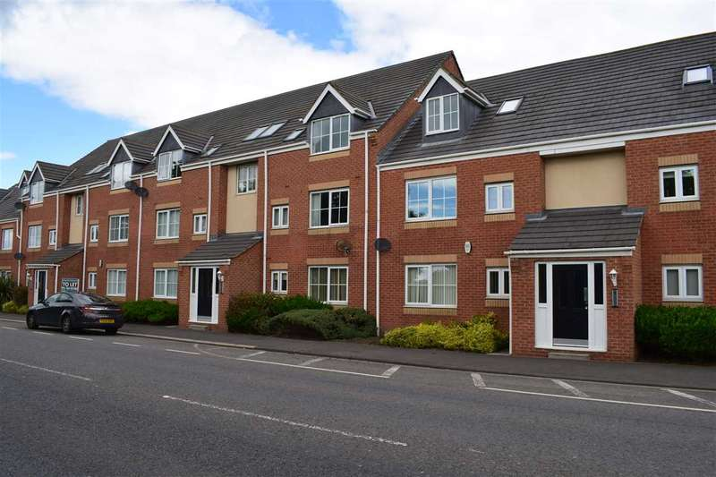 2 Bedrooms Apartment Flat for sale in The Beacons, Seaton Delaval
