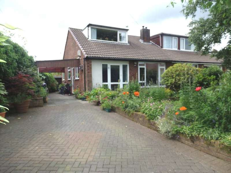 3 Bedrooms Bungalow for sale in Lords Stile Lane, Bromley Cross